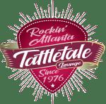 Tattletale Lounge Rock & Roll Logo 150px