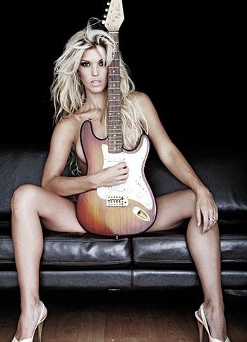 Tattletale Girl Images - _0003_Guitar
